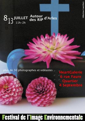 Viviane Zenner exposition Arles