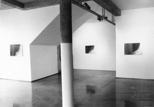 Viviane Zenner, expo Belfort, Galerie du Théâtre Granit, Visages de Contemplation
