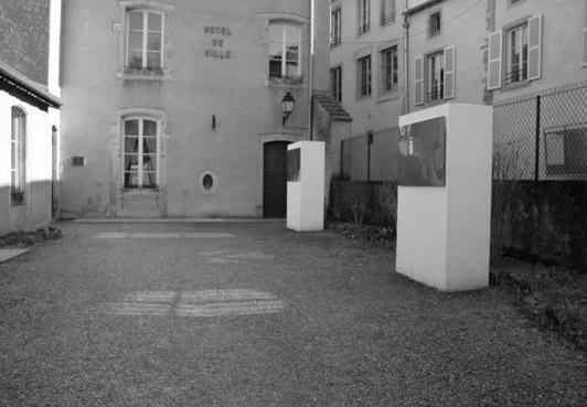 Viviane Zenner exposition, Musée de Gorze, Chambre à Part