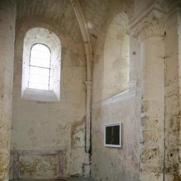 Viviane Zenner exposition, Val de Vesle Eglise St Maur de Courmelois, On ne voit pas le temps passer